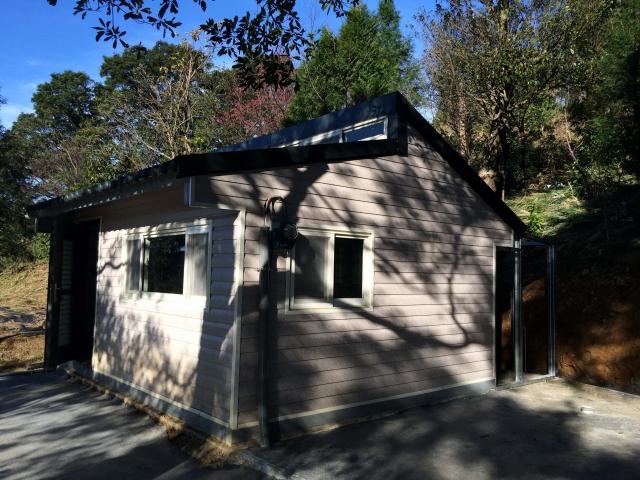 三峽小木屋