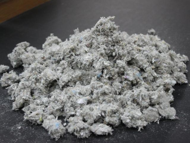 城市綠材防火紙纖棉產品介紹